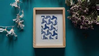 Palometas Azul